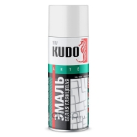 Արծն /էմալ/ փայլուն սպիտակ KU-1001