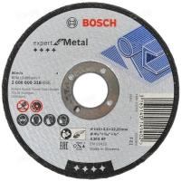 Մետաղական կտրող սկավառակ BOSCH  115x2,5x22.2 mm 2608600318