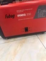 ԶՈԴՄԱՆ ԱՊԱՐԱՏ FUBAG IRMIG 200