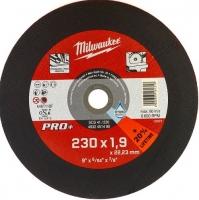 Մետաղական կտրող սկավառակ Milwaukee 230*1,9*22,23mm
