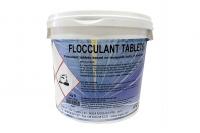 FLOCCULANTE TABLET`լողավազանների ջուրը մաքրելու և թափանցիկությունը վերականգնելու համար հաբեր 5 կգ