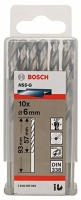 Գայլիկոն մետաղի 6մմ Bosch