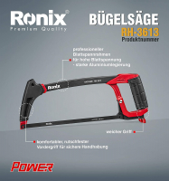The most durable Ronix RH-3613