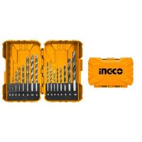 Գայլիկոնների հավաքածու 5կտ քարի INGCO AKDB3055