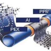 Մետաղապլաստե խողովակ  PPR-GF-PPR --- 25մմ - 670 Դ