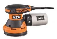 Հղկասարք EX 125 ES AEG 4935416100