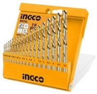 Գայլիկոնների հավաքածու 19 կտոր 1- 10մմ INCGO AKDB1195