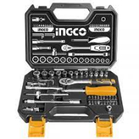 """Գործիքների հավ-ծու 1/4"""", 45կտոր INGCO HKTS14451"""
