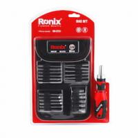 Պտուտակահան(ատվյորկա)հավաքածու 26 կտոր Ronix RH-2721